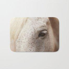 Into The Eye Of A Horse Bath Mat