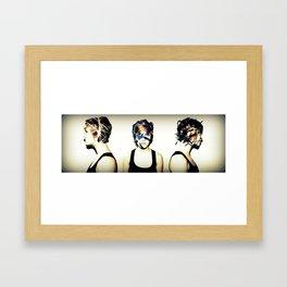 Psychological States 4 Framed Art Print