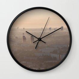 metropolis awakes Wall Clock