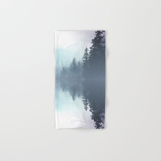 Forest Reflections Hand & Bath Towel
