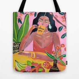 Choose you Tote Bag