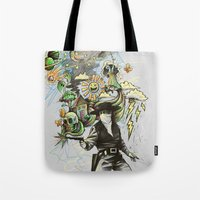 Quickdraw Tote Bag
