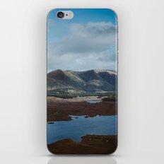The Hills of Connemara, Ireland iPhone & iPod Skin