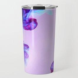 Ink Drops Travel Mug