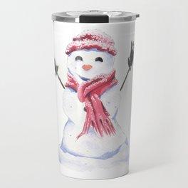 My little Snowman Travel Mug