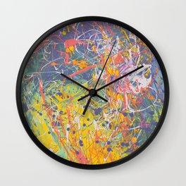 Zoo Wall Clock