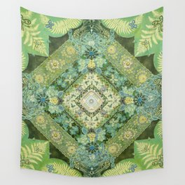 Renewal Springs from Woman Wall Tapestry