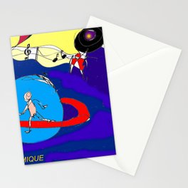 Suite Cosmique by Louis Sauter         Art by Lipton Stationery Cards