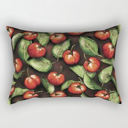 Fruit Acerola Pattern Rectangular Pillow