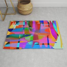Multi Colorfall Rug