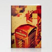 telephone Stationery Cards featuring Telephone  by Ukridge
