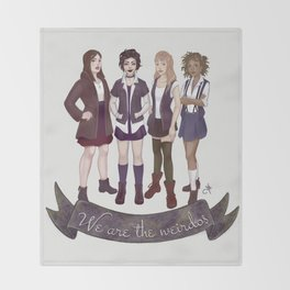 The Craft Throw Blanket