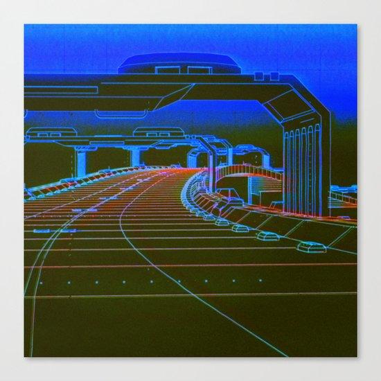 1981 (everyday 01.15.16) Canvas Print