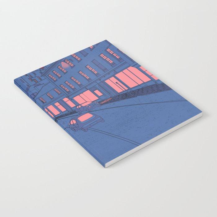 City Lights Notebook