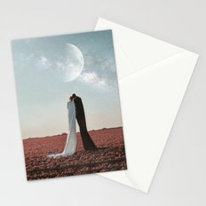 Living under the stars Stationery Cards