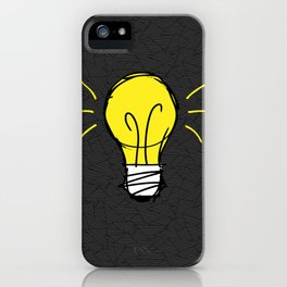 Lights Up iPhone Case