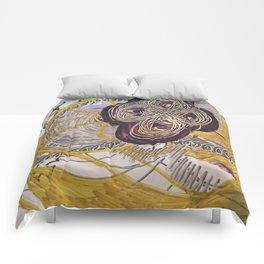 Golden Toroidal Toroids of Love Comforters
