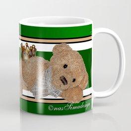 My Home, My Kingdom - Green Coffee Mug
