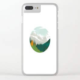 Rocky Clear iPhone Case