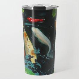 Koi Carp Travel Mug