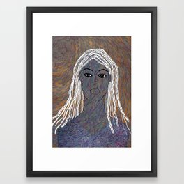 140. Framed Art Print