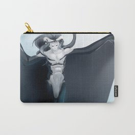 White Devil Ray Carry-All Pouch