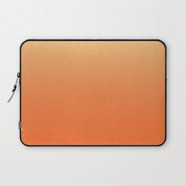 Orange Ombre Laptop Sleeve