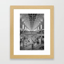 Mall of America Framed Art Print