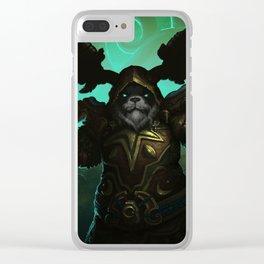 XoBramblestaff Clear iPhone Case