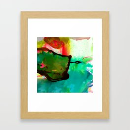 Abstract Bliss 4G by Kathy Morton Stanion Framed Art Print