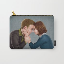 Fitzsimmons - The Forehead Touch Thing Carry-All Pouch