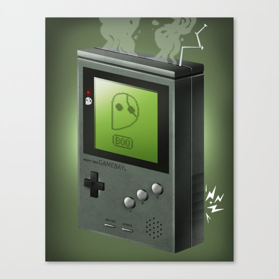 Gamebay Canvas Print