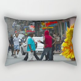 Nola Sunflower Rectangular Pillow