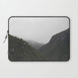 The Misty Mountains Call Laptop Sleeve
