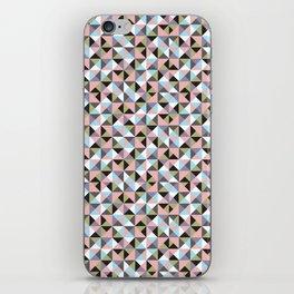 The Three Corners  iPhone Skin