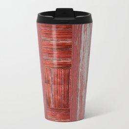 Rustic Travel Mug