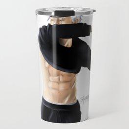 Relaxed Ninja Travel Mug