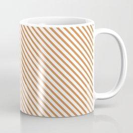 Topaz Stripe Coffee Mug