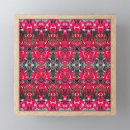 Holly Jolly Sweater Framed Mini Art Print