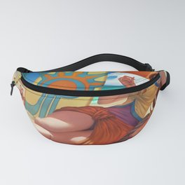 Pool Party Leona League of Legends Fanny Pack