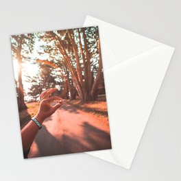 Sun Flare Golden Snitch Stationery Cards