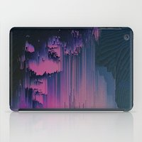 fringe iPad Cases featuring Pink Fringe by DuckyB