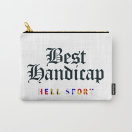 Best Handicap - Hell Sport Carry-All Pouch