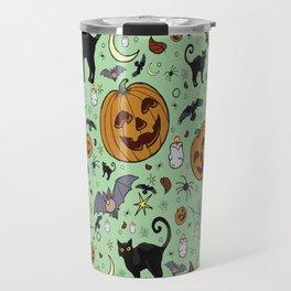 Halloween Travel Mug