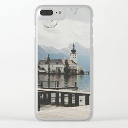 gmunden 8 Clear iPhone Case
