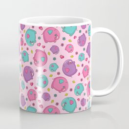 ELEPHANTS PATTERN Coffee Mug