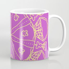 Easter mandala pattern Coffee Mug