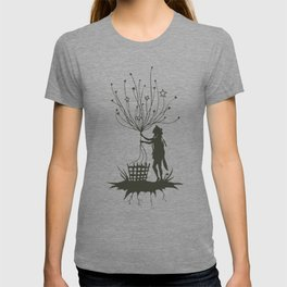 She Spins The Stars T-shirt