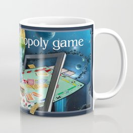 Life is like a Board Game Coffee Mug
