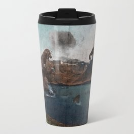 King Godzilla Travel Mug